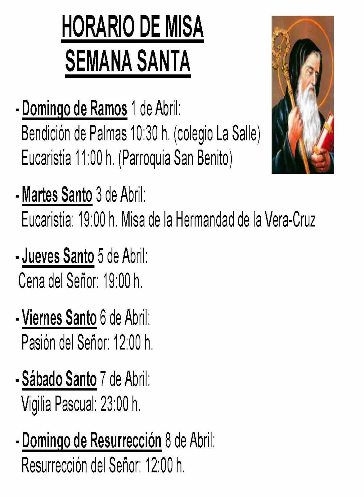 Vera cruz aguas y buen viaje parroquia de san benito for Horario correos puerto real