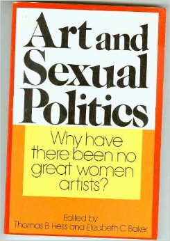 "linda nochlin essay why are there no great female artists ""in the field of art history,"" wrote academic linda nochlin in 1971, ""the white   the essay nochlin was writing – why have there been no great."