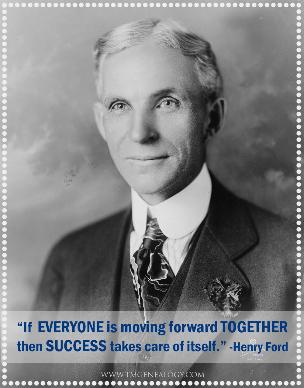 Ford Quote Henry Ford  10 Fun Facts Businessman Clara Model T Model A