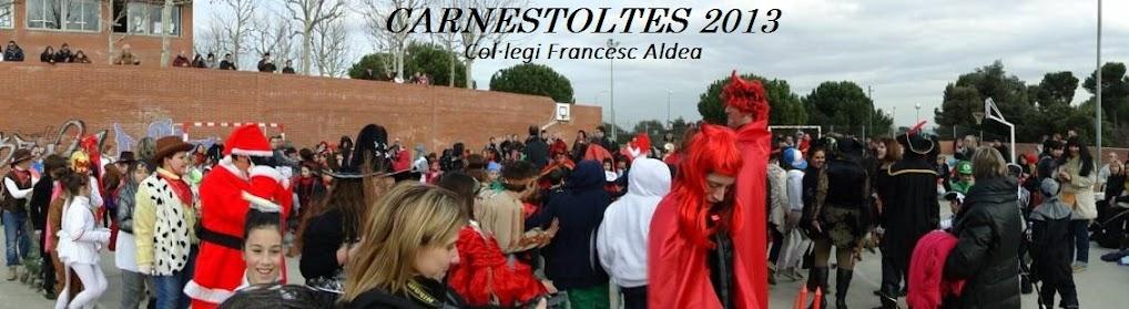 CARNESTOLTES FRANCESC ALDEA 2013