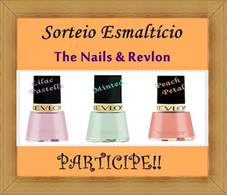 Sorteio - The Nails!