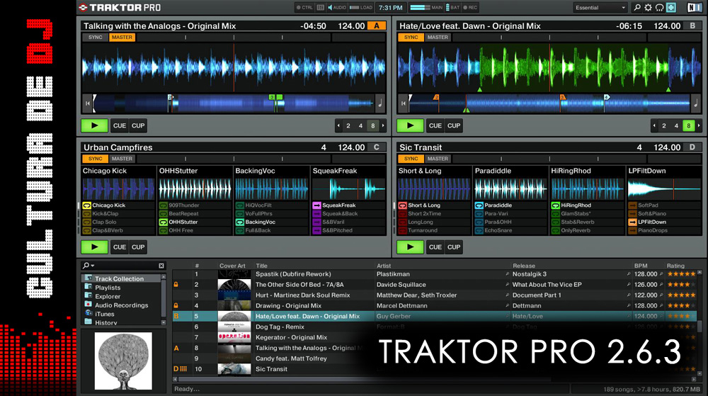 Traktor Scratch Pro 2 Crack - Mac Windows - eCQAnBfYNT Bitbucket