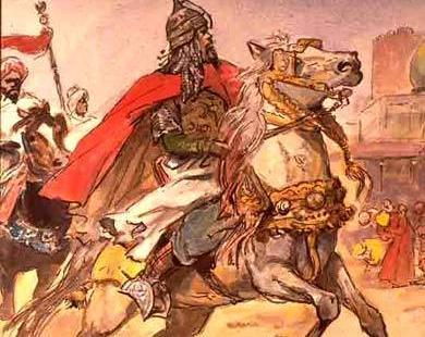 معركة عين جالوت 133