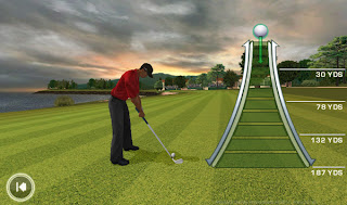 Tiger Woods PGA Tour 12 iphone