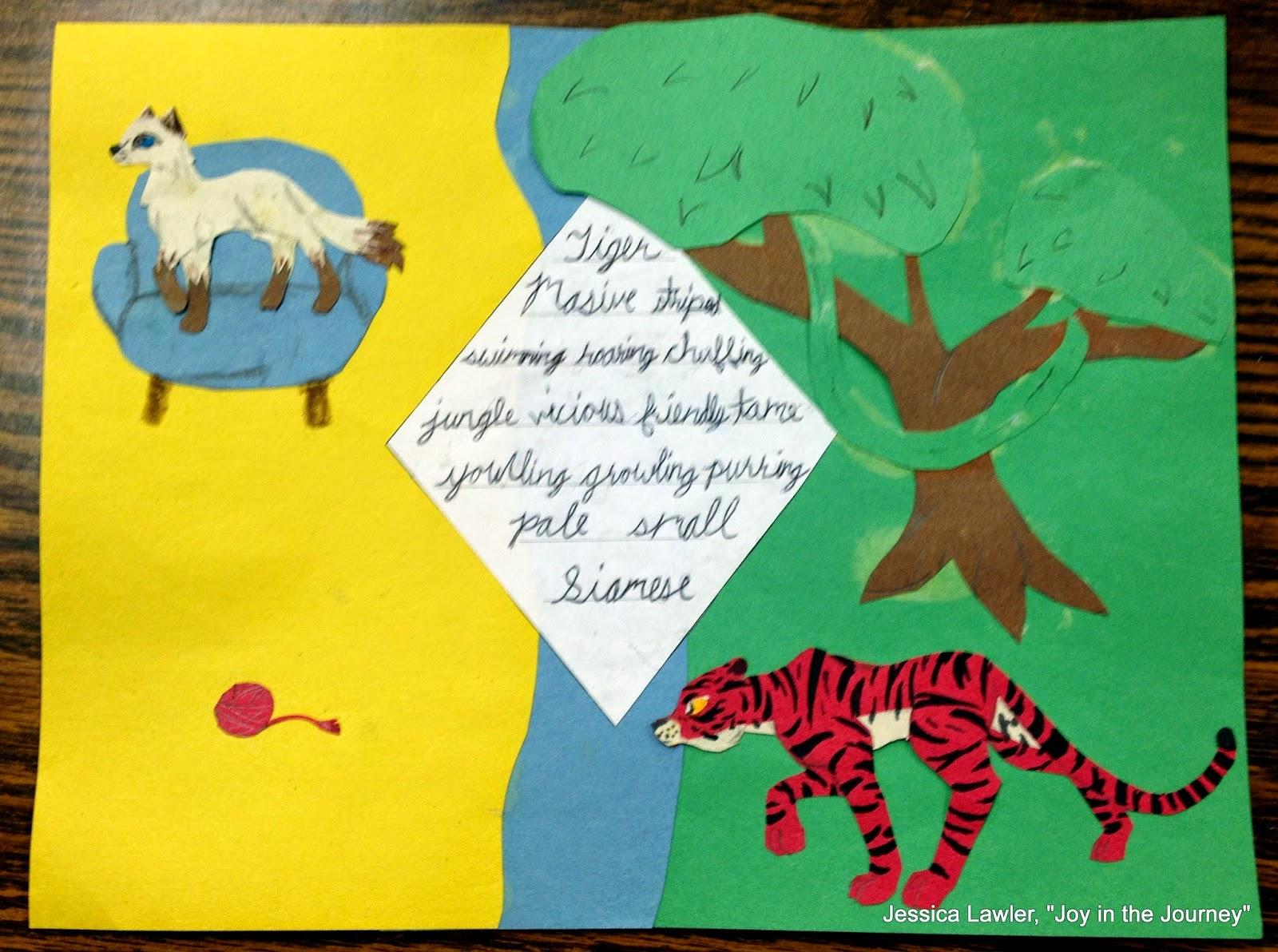Fifth Grade Freebies Diamante Poetry Freebie