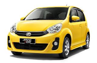 Perodua Myvi 1.5 SE 04 Exterior GAMBAR DAN HARGA PERODUA MYVI SE 1.5 DAN MYVI EXTREME 1.5
