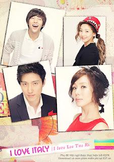 Tôi Yêu Nước Ý - I Love Lee Tae Ri