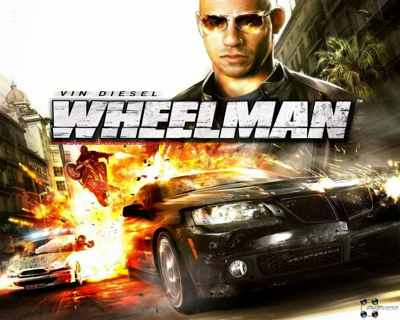 Wheelman PC Game Download