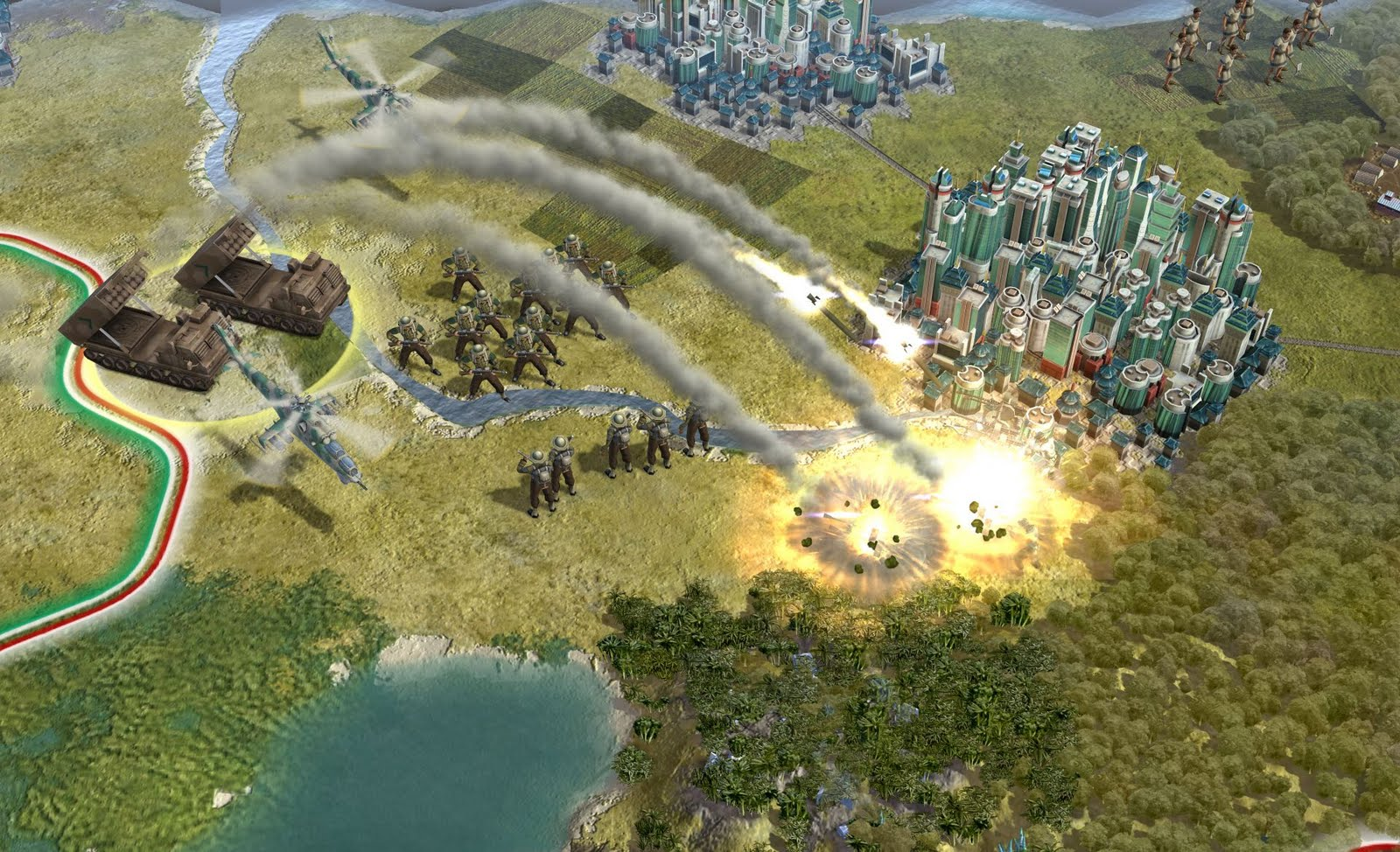 Dream Games: Civilization 5