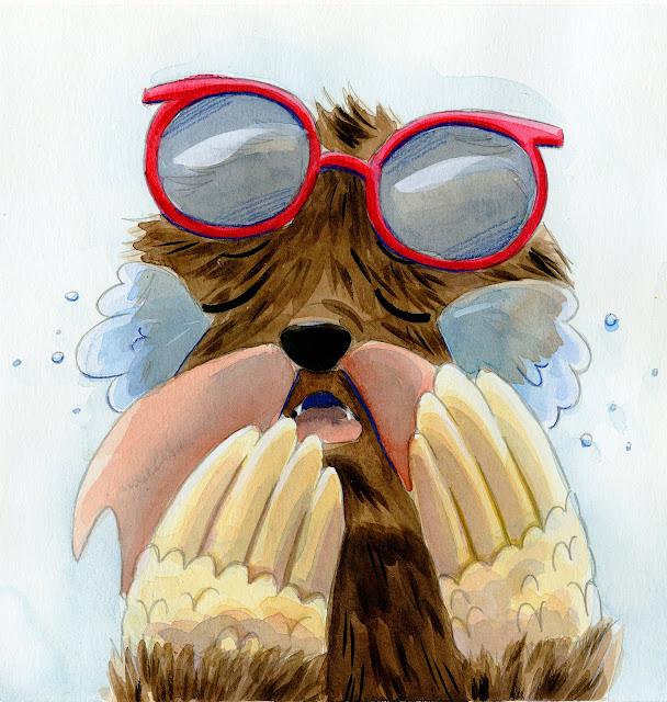 children's book illustration, children's book illlustration, watercolor illustration, watercolor children's book, Becca Hillburn