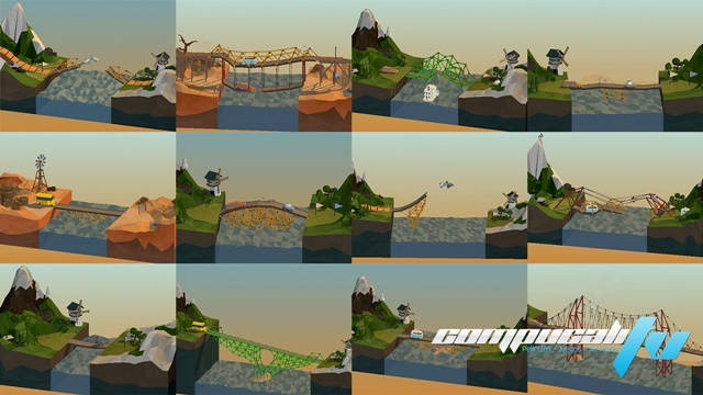 Poly Bridge PC Game