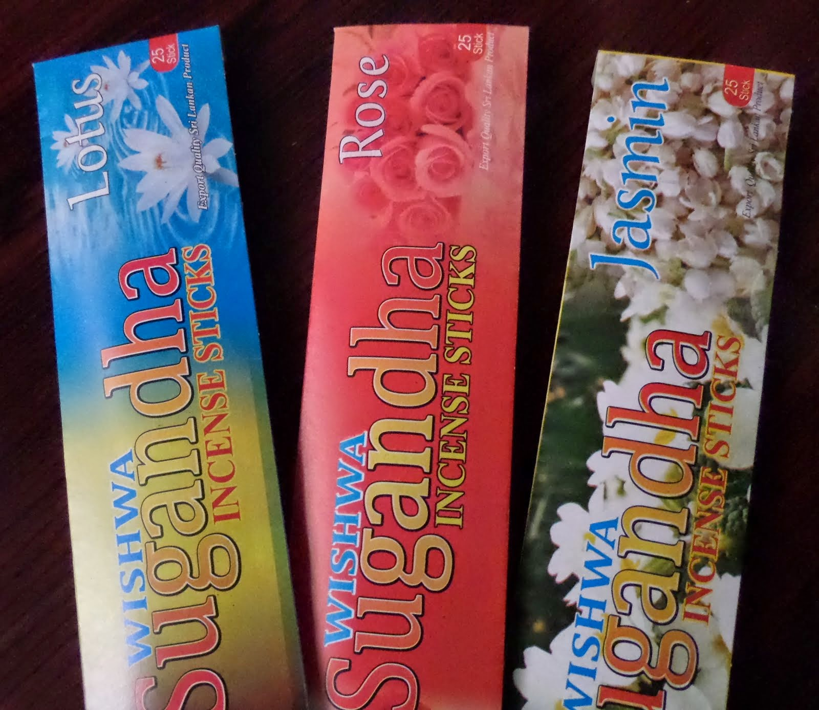 Wishwa Sugandha Incense Sticks