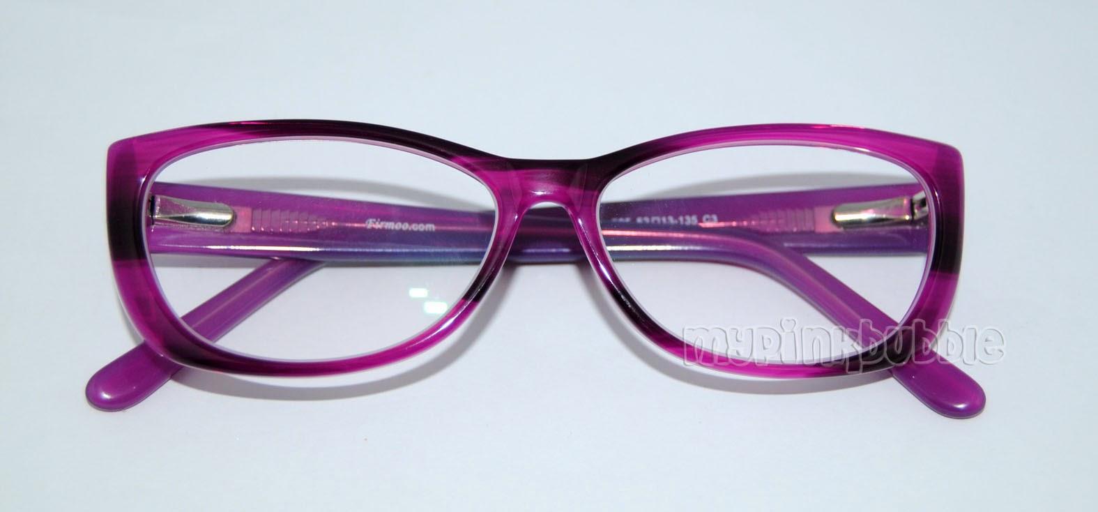 Firmoo y mis nuevas gafas my pinkbubble blog de belleza for Gafas de piscina graduadas