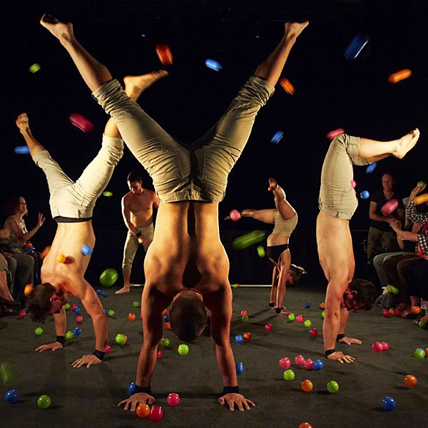 adelaide fringe - a simple space by gravity and other myths