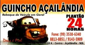 Guincho Açailândia