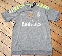Real Madrid GRIS