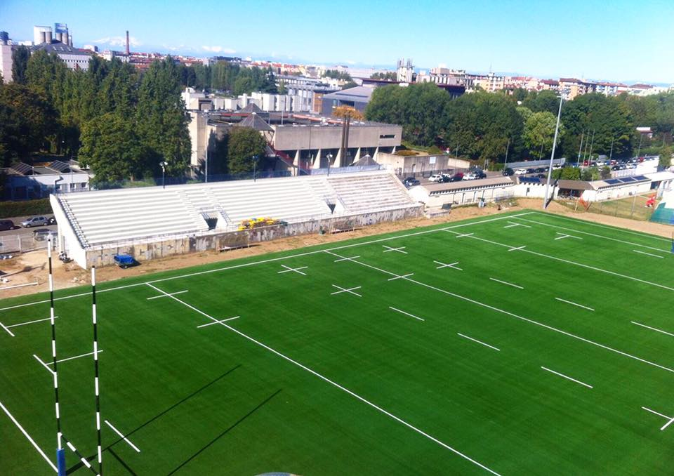 Lambrate on air amatori union rugby milano