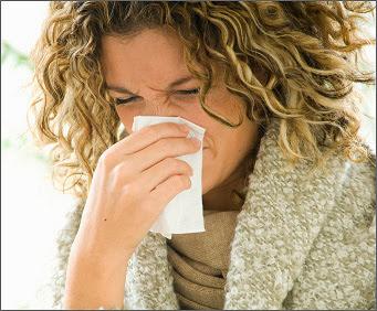 Wanita Lebih Rentan Alergi Dibanding Pria