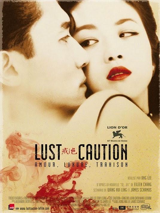 Lust, Caution: Dikkat Şehvet!