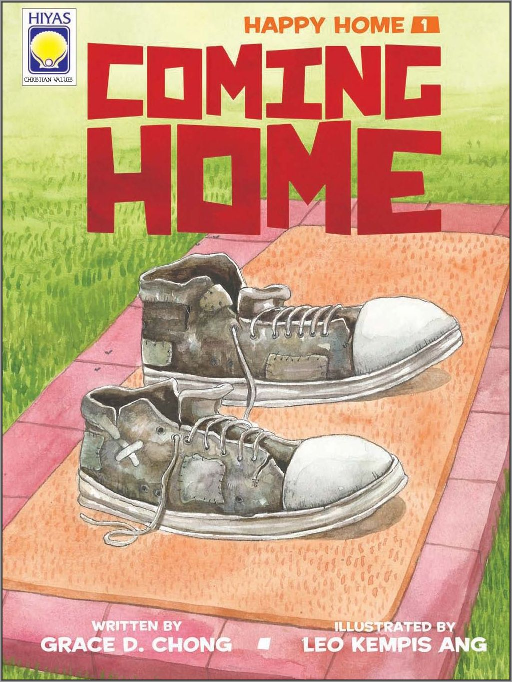 "New! The first book in the ""Happy Home"" series"