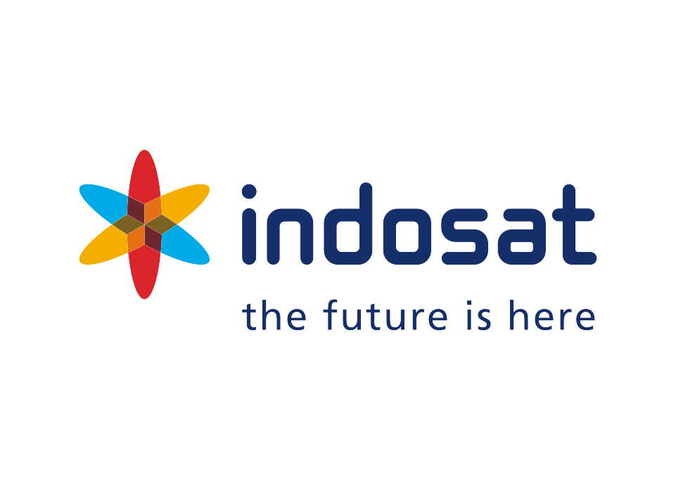 Download Logo Indosat Vector