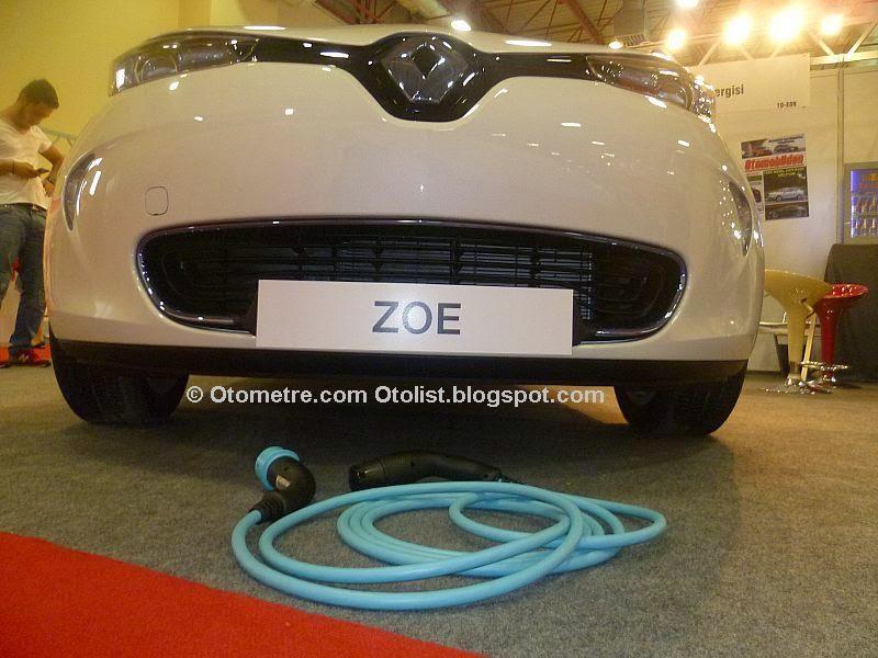Yeni Renault Zoe
