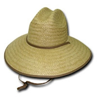 Bamboo Lifeguard Hats1