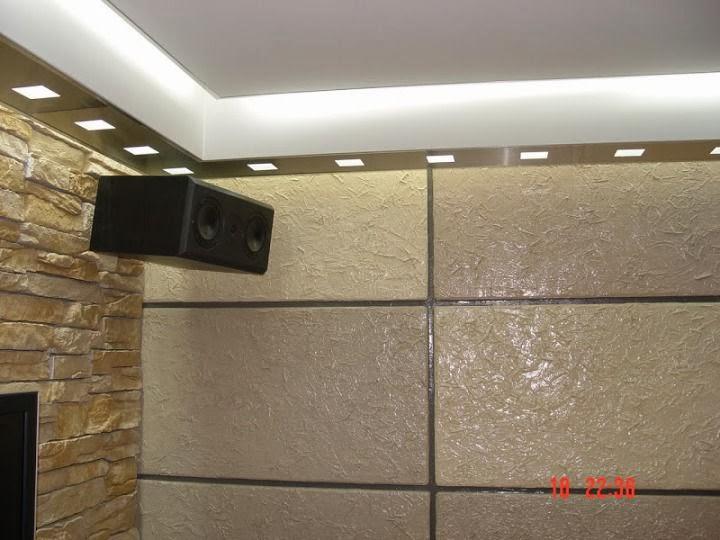 Декоративни панели с каменна зидария