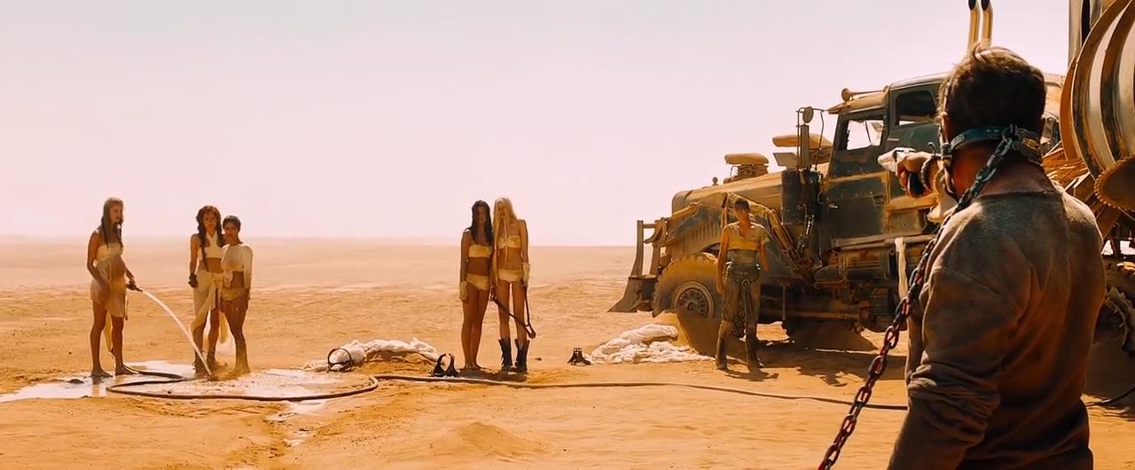 Mad Max: Fury Road 2015 WEB-DL 720p Subtitulos Latino
