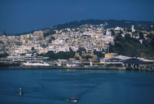 Tanger or Tangiers..My origins