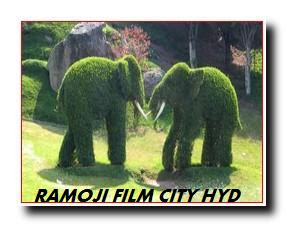 RAMOJI FILM CITY HYDERABAD