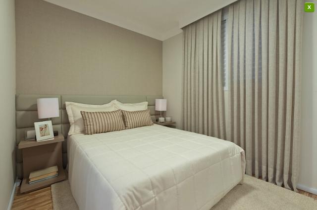 apartamento decorado 8 Apartamentos Decorados :: Inspirações