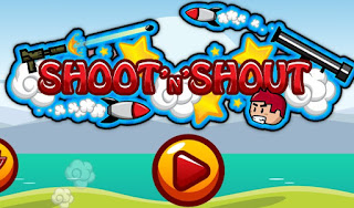 Shoot 'n' Shout awesome Puzzle Shooting online Games free