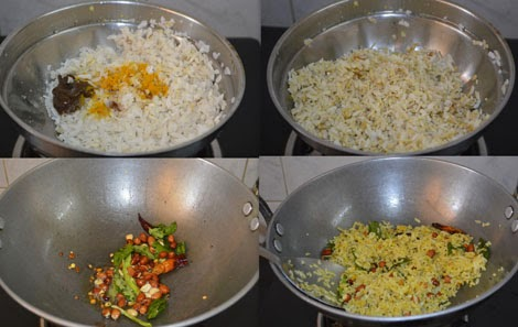 how to make puli aval