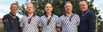 Holanda Team para la IV Copa Món Pitch & Putt