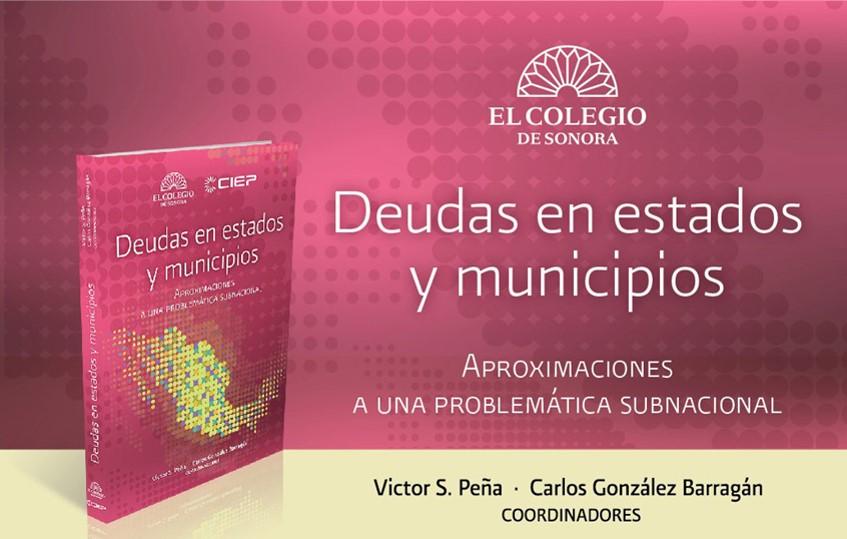 Libro: Deudas en estados y municipios