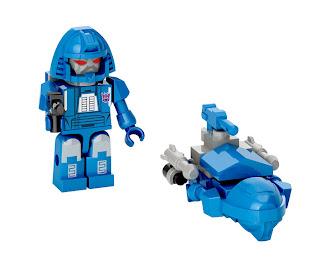 Hasbro Transformers Kre-O Micro Changers Series 2 - Scourge