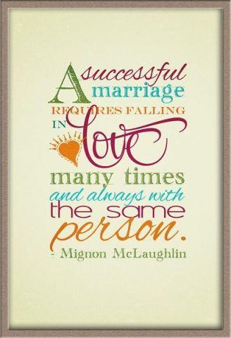 Married Life Quotes