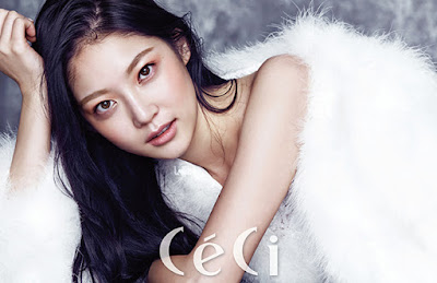 Gong Seung Yeon - Ceci Magazine January Issue 2016