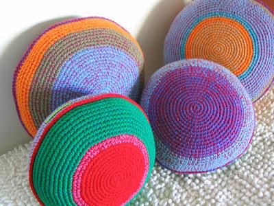 crochet almohadon - Trucos para decorar con almohadones tejidos crochet...