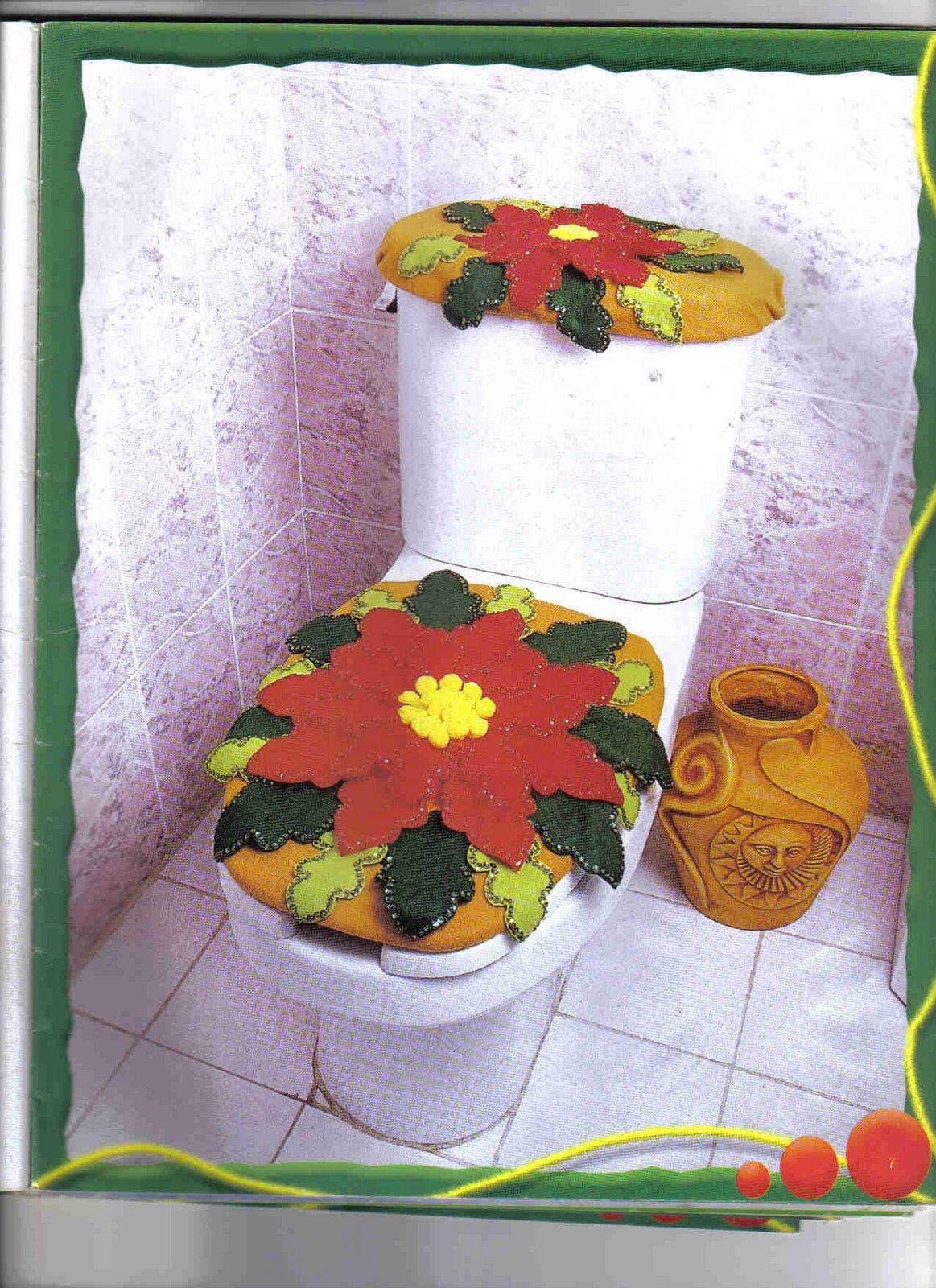 Creaciones Kathy Juegos De Baño:Como Hacer Juegos De Bano
