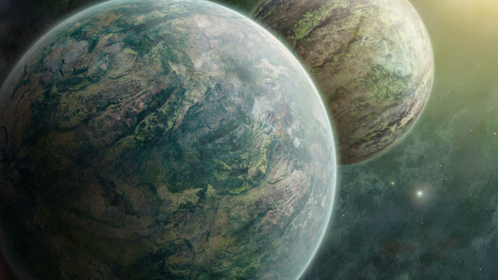 خلفيات كواكب hd