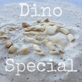 10 Ideen für kleine Dino-Fans