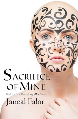 Cover Reveal – Sacrifice of Mine