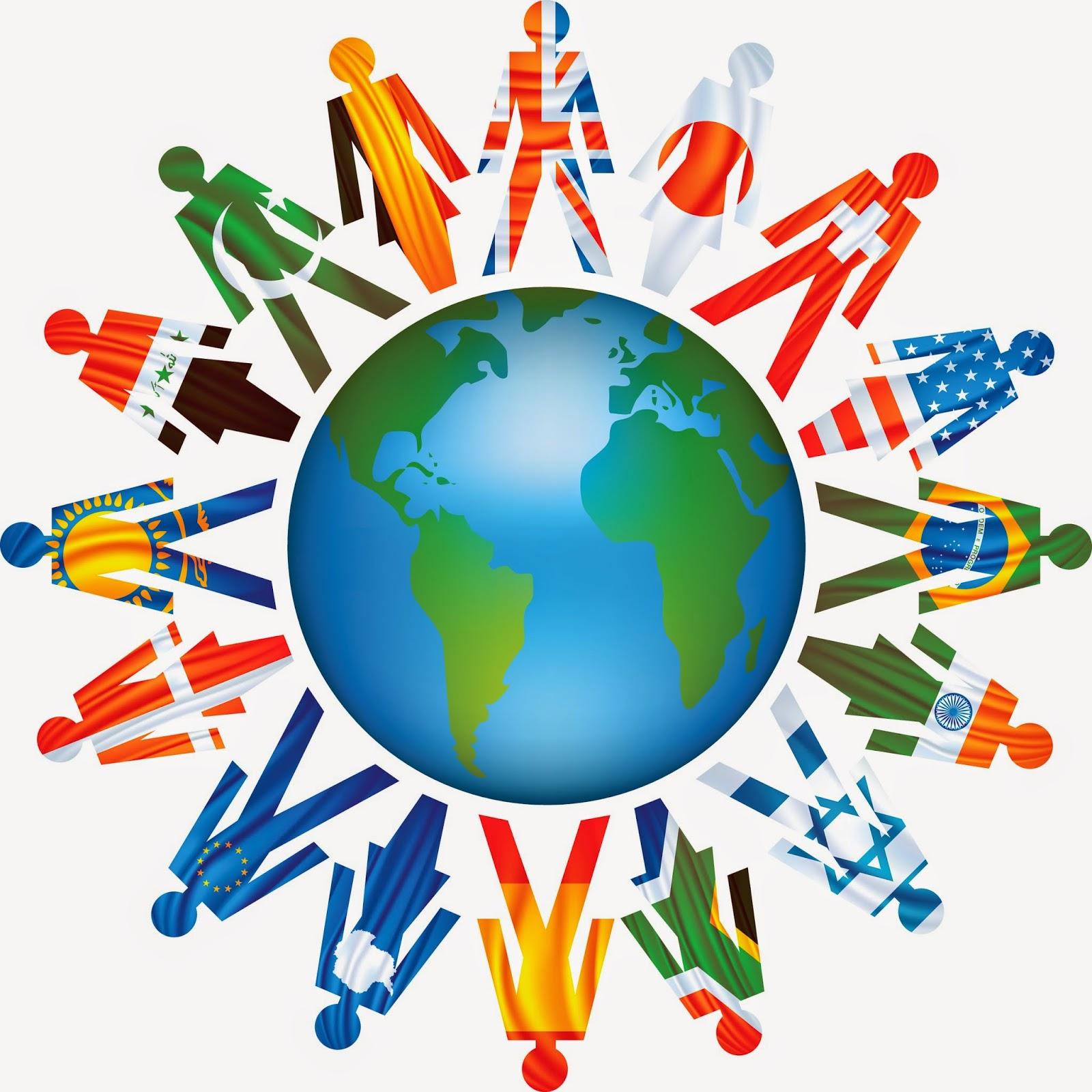 El mundo y su diversidad (Imagen theknowlegdetree.com)