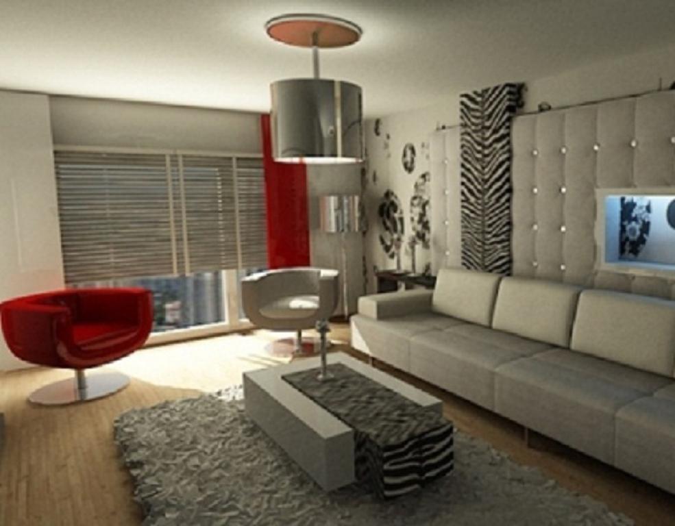 Decoracion de salas modernas for Decoracion para la sala moderna