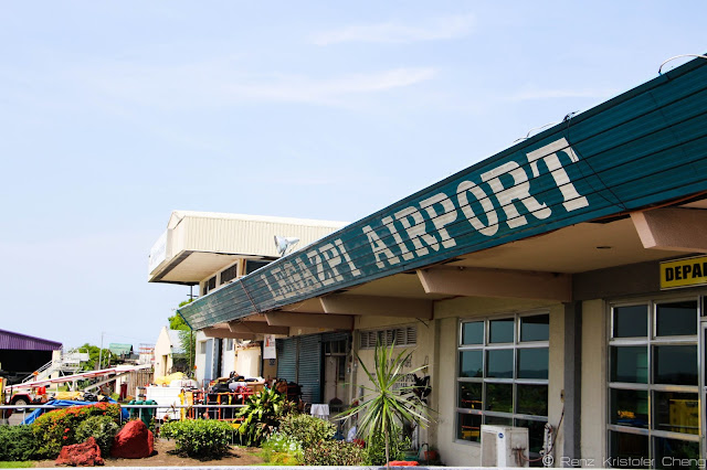 The Legazpi Airport: Start of a Journey