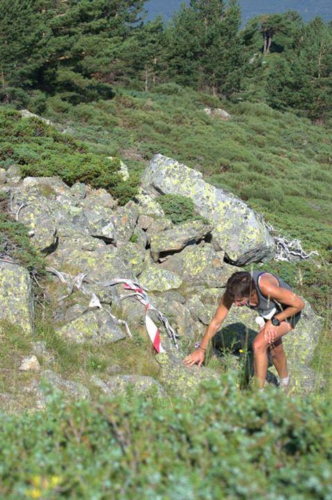 Subida al Pico Peñalara, en el K-22 Peñalara en 2014. /FDMESCYL