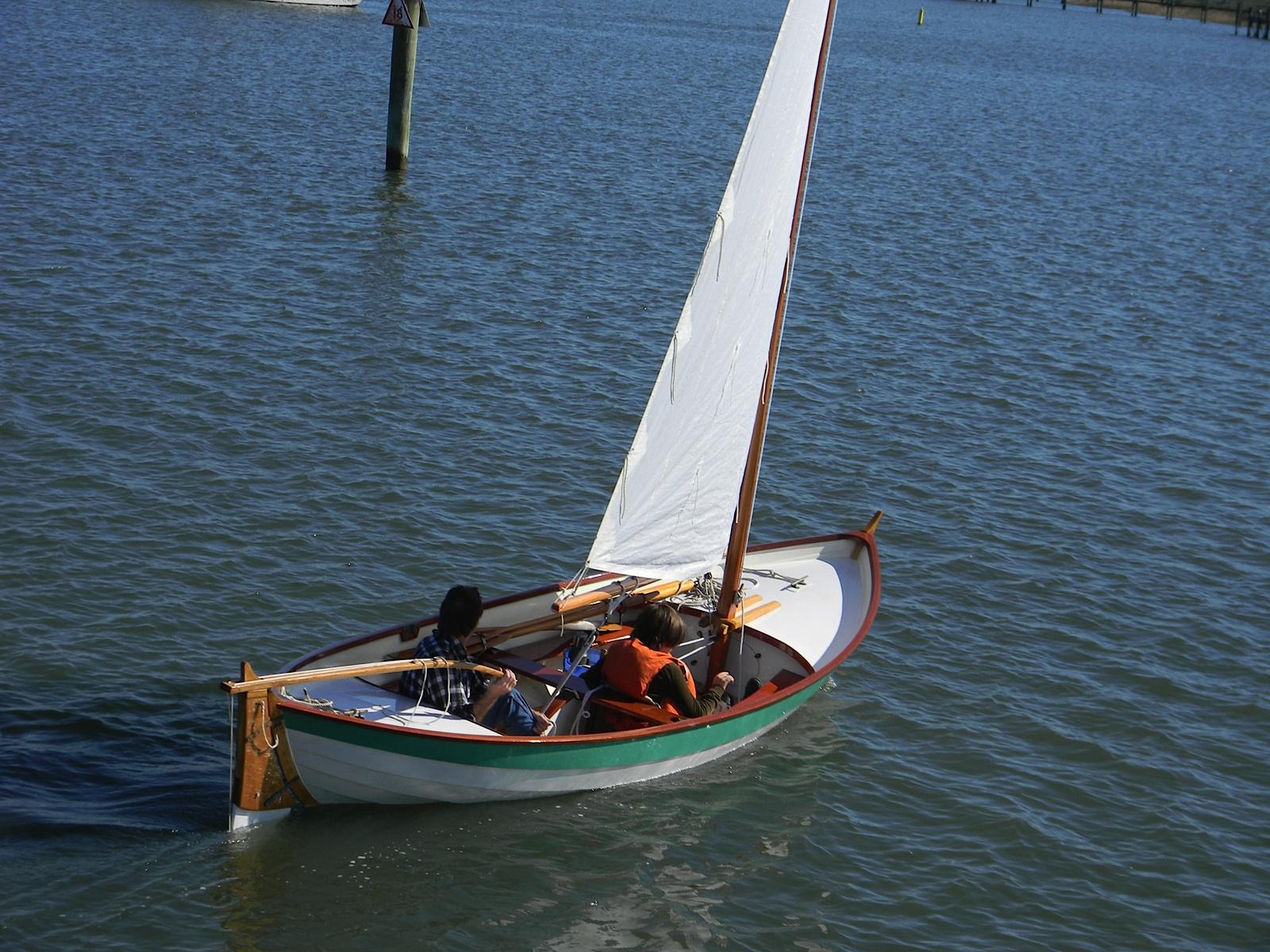 Lightning Sailboat Plans
