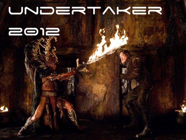 The Undertaker Wallpapers 2012Undertaker Wallpaper 2012